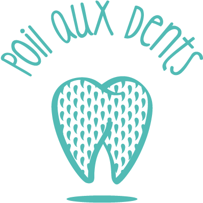 Poil aux Dents - Logo footer