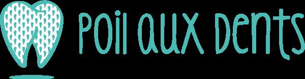 Poil aux Dents - Logo page contact